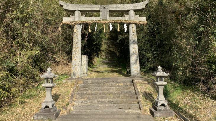 【壱岐国一の宮】天手長男神社(あまのたながお)へのアクセスや行き方、駐車場、御朱印