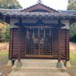 縁結び 女嶽(めんだけ)神社の行き方と御朱印