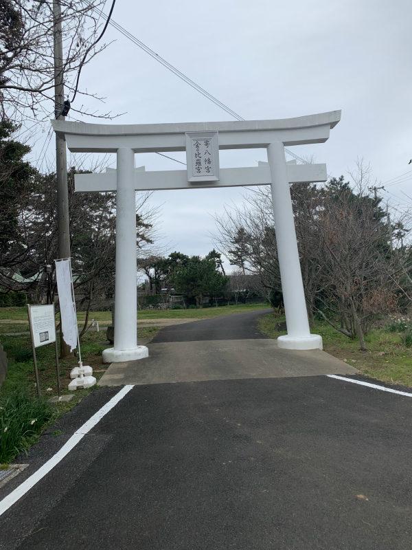 壱岐 寄八幡神社