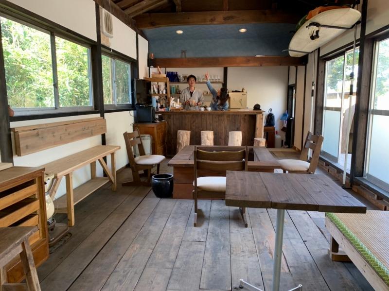 男嶽神社 おみやカフェ