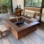 九州初!?男嶽神社境内にカフェオープン「おみやカフェ」