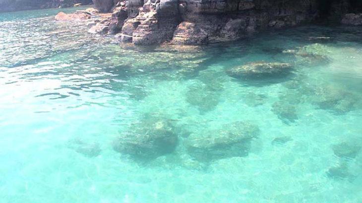 壱岐旅行のお勧め観光スポット辰の島(たつのしま)の行き方と渡航遊覧時刻表