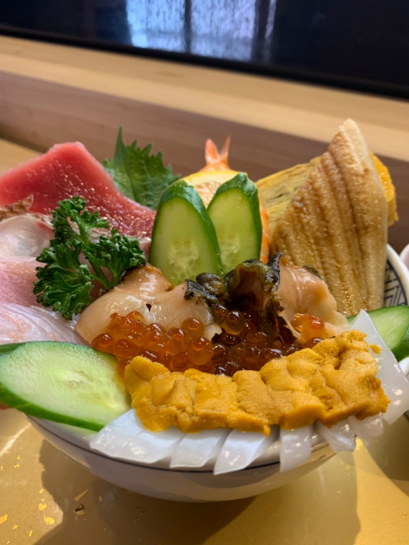三益寿司 メニュー
