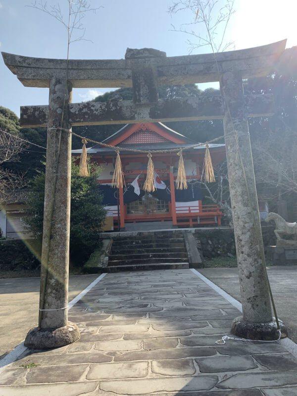 壱岐 箱崎八幡神社