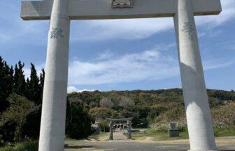 壱岐 白沙八幡神社