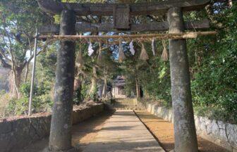 興神社 壱岐