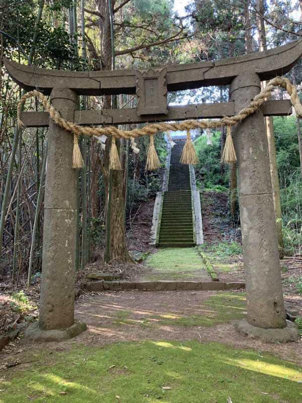 壱岐 熊野神社
