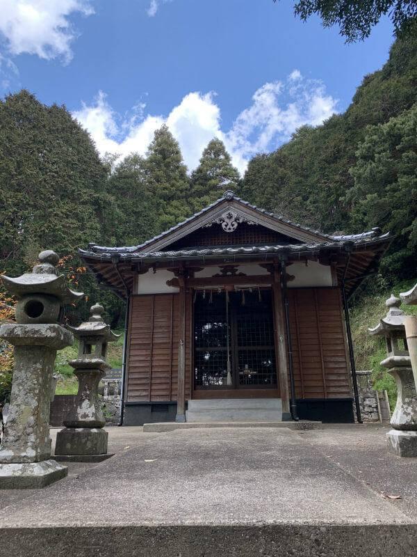 壱岐 覩上(とがみ)神社