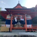 箱崎八幡神社の行き方と御朱印
