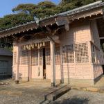 國津意加美(くにつおかみ)神社の行き方と御朱印
