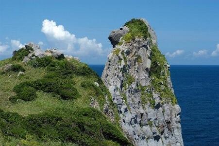 【猿岩】長崎県壱岐市の有名観光スポット